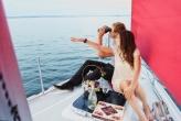 День Святого Валентина на  Тенерифе, яхтинг